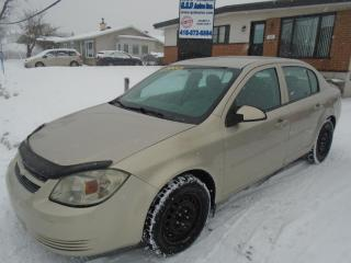 Used 2009 Chevrolet Cobalt for sale in Ancienne Lorette, QC