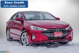 Used 2020 Hyundai Elantra Preferred for sale in London, ON