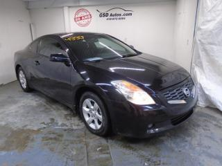Used 2008 Nissan Altima 2 portes for sale in Ancienne Lorette, QC