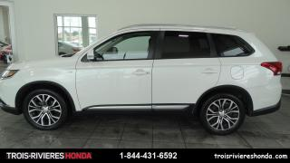 Used 2017 Mitsubishi Outlander SE + AWD + ATTACHE REMORQUE + CAMERA ! for sale in Trois-Rivières, QC