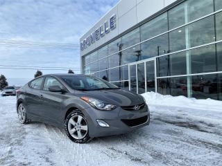 Used 2013 Hyundai Elantra GLS Auto for sale in St-Eustache, QC