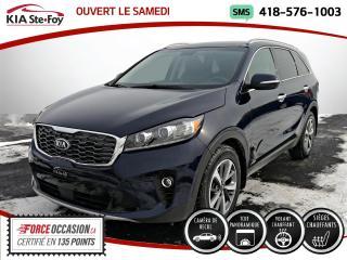 Used 2020 Kia Sorento EX* V6* CUIR* TOIT PANO* SIEGES ET VOLAN for sale in Québec, QC