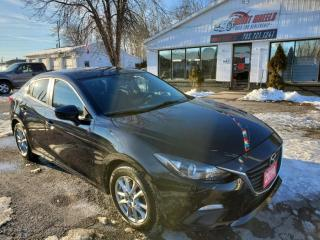 Used 2014 Mazda MAZDA3 Touring for sale in Barrie, ON