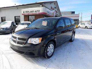 Used 2019 Dodge Grand Caravan Ensemble Valeur plus 2RM for sale in Sherbrooke, QC