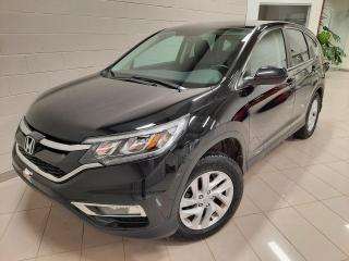 Used 2016 Honda CR-V Traction intégrale 5 portes EX-L for sale in Chicoutimi, QC