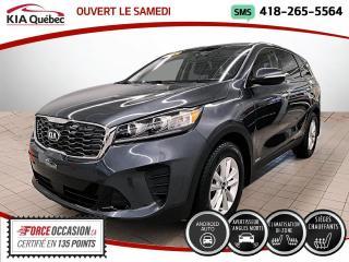 Used 2020 Kia Sorento LX+* AWD* SIEGES CHAUFFANTS* CARPLAY* for sale in Québec, QC