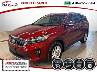 Used 2019 Kia Sorento EX* AWD* 7 PLACES* CUIR* SIEGES CHAUFFAN for sale in Québec, QC