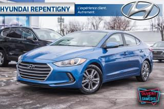 Used 2018 Hyundai Elantra GL* SIEGES, VOLANT ET MIROIRS CHAUFF, MAGS, A/C for sale in Repentigny, QC