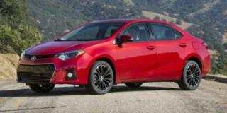 Used 2014 Toyota Corolla S for sale in Dartmouth, NS