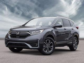 New 2021 Honda CR-V EX-L for sale in Corner Brook, NL
