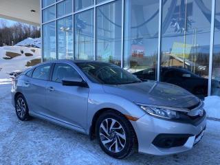 Used 2017 Honda Civic EX AUTOMATIQUE for sale in Ste-Agathe-des-Monts, QC