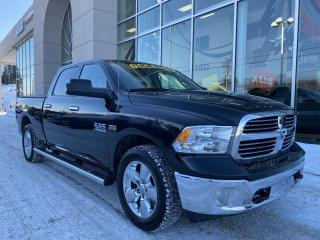 Used 2017 RAM 1500 SLT PLUS, CREW, 4X4 for sale in Ste-Agathe-des-Monts, QC