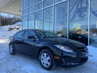 Used 2011 Mazda MAZDA6 GS AUTOMATIQUE for sale in Ste-Agathe-des-Monts, QC