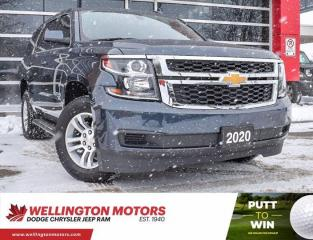 Used 2020 Chevrolet Tahoe LS | 8 Passenger | AWD | Clean CarFax .... for sale in Guelph, ON