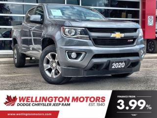 Used 2020 Chevrolet Colorado 4WD Z71   Crew Cab   Low K's   4X4 ... for sale in Guelph, ON