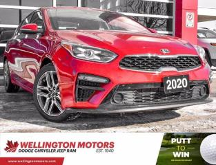 Used 2020 Kia Forte EX --> Low Km's --> Clean CarFax !! for sale in Guelph, ON