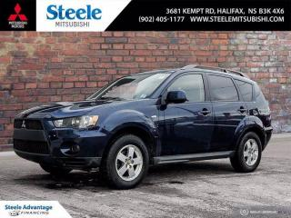 Used 2010 Mitsubishi Outlander ES for sale in Halifax, NS