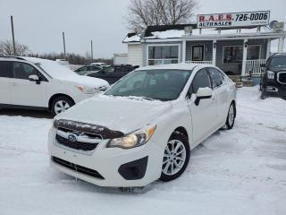 Used 2013 Subaru Impreza 2.0i w/Touring Pkg for sale in Barrie, ON