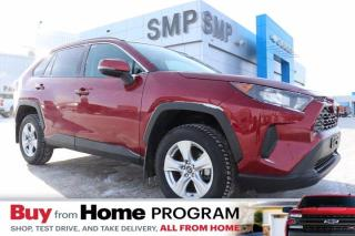 Used 2019 Toyota RAV4 LE - AWD, Blind Spot Monitoring, Heated Seats, Back Up Camera for sale in Saskatoon, SK