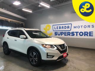 Used 2020 Nissan Rogue SV AWD *  Navigation * Panoramic Sunroof * Power Lift Gate * Heated Seats * Heated Steering Wheel * Lane Departure Warning * Lane Departure Prevention for sale in Cambridge, ON