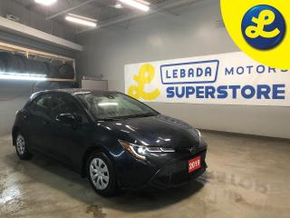 Used 2019 Toyota Corolla Apple Car Play/Android Auto * Back Up Camera * Pre-Collision System (PCS) * Lane Tracing Assist * Steering Assist * Park Assist * Push Button Start * for sale in Cambridge, ON
