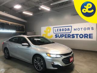 Used 2020 Chevrolet Malibu Premier * Navigation * Panoramic Sunroof * Heated Powered Leather Seats * Audio system feature, Bose premium 9-speaker system * Apple & Android * Forw for sale in Cambridge, ON