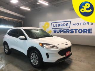 Used 2020 Ford Escape AWD * Navigation * Back Up Camera * Heated Cloth Seats * Apple Car Play/ Android Auto * Push Button Start * Steering Wheel Controls * Cruise Control * for sale in Cambridge, ON