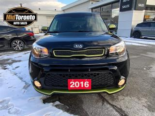 Used 2016 Kia Soul EX SE SPORT Special Edition Package - No Accidents - One Owner - Warranty for sale in North York, ON