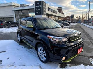 Used 2016 Kia Soul EX SE SPORT Special Edition - No Accidents - One Owner - Warranty for sale in North York, ON