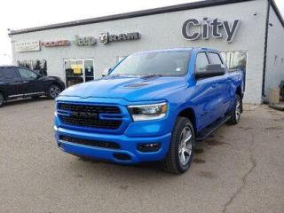 New 2020 RAM 1500 Sport | Steps | Dual Sunroof | Tonneau | Alpine for sale in Medicine Hat, AB