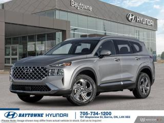 New 2021 Hyundai Santa Fe Preferred AWD 2.5L for sale in Barrie, ON