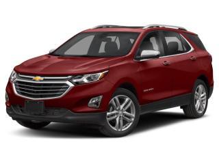 New 2021 Chevrolet Equinox Premier for sale in Tillsonburg, ON