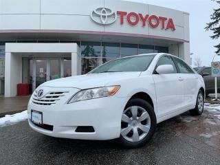 Used 2007 Toyota Camry 4-door Sedan LE 5A for sale in Surrey, BC