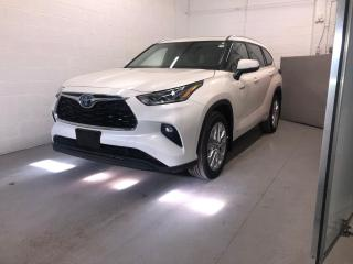 New 2021 Toyota Highlander HYBRID Limited HYBRID LIMITED+PLATINUM!! for sale in Cobourg, ON