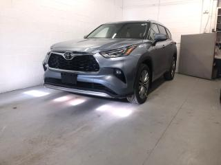 New 2021 Toyota Highlander Limited LIMITED AWD+PLATINUM PACKAGE!! for sale in Cobourg, ON