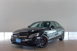 Used 2017 Mercedes-Benz C63 AMG Sedan for sale in Langley City, BC