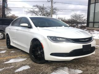 Used 2015 Chrysler 200 4dr Sdn LX FWD for sale in Waterloo, ON