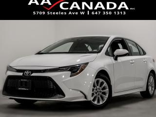 Used 2020 Toyota Corolla LE for sale in North York, ON