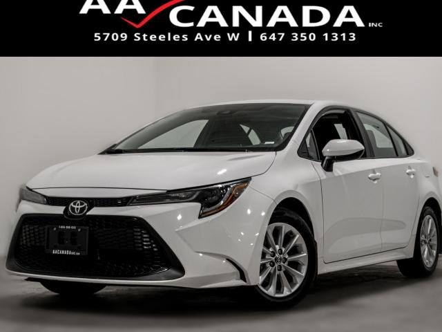 2020 Toyota Corolla ACCIDENT FREE|SUNROOF|PUSH BUTTON|ALLOYS|LE+