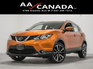 Used 2019 Nissan Qashqai SV LEATHER SUNROOF NAVI 360 CAM for sale in North York, ON