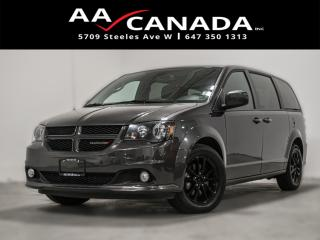 Used 2019 Dodge Grand Caravan GT for sale in North York, ON