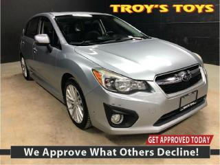 Used 2013 Subaru Impreza 2.0i w/Limited Pkg for sale in Guelph, ON