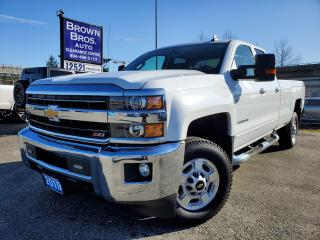 Used 2019 Chevrolet Silverado 2500 LT, LOCAL, NO ACCIDENTS 1 OWNER for sale in Surrey, BC