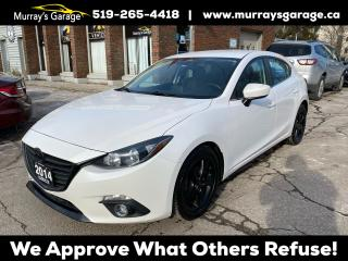 Used 2014 Mazda MAZDA3 GS-SKY for sale in Guelph, ON