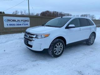 Used 2014 Ford Edge SEL for sale in Roblin, MB