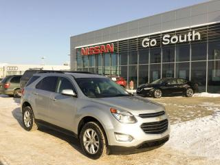 Used 2017 Chevrolet Equinox LT, AWD, BACK UP CAMERA for sale in Edmonton, AB