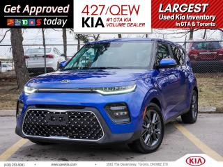Used 2020 Kia Soul EX+ for sale in Etobicoke, ON