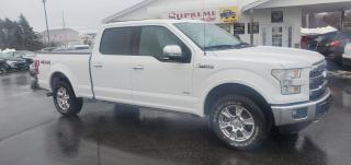 Used 2016 Ford F-150 Lariat for sale in Mount Pearl, NL