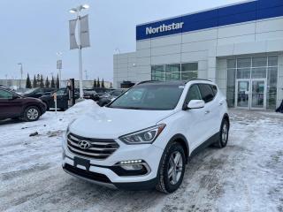 Used 2018 Hyundai Santa Fe Sport SE AWD/LEATHER/PANOROOF/HEATEDSEATSANDSTEERING for sale in Edmonton, AB