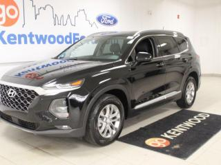 Used 2020 Hyundai Santa Fe Essential | AWD | Heated Seats/Steering | Clean Carproof for sale in Edmonton, AB